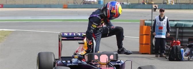Los fallos del coche de Webber