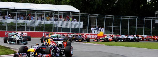 Canadá. Vuelve la F1